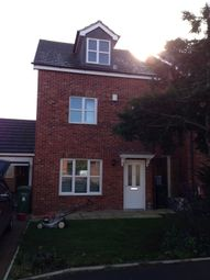 Thumbnail 3 bedroom detached house to rent in New Road, Evesham