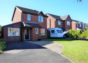 Thumbnail 3 bed detached house for sale in Mansart Close, Wigan