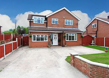 Thumbnail 4 bed detached house for sale in Low Road, Worlaby, Brigg
