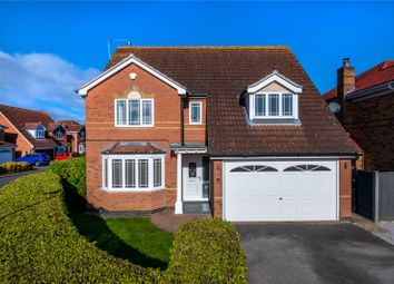 Thumbnail 4 bed detached house for sale in Beckhall, Welton, Lincoln, Lincolnshire