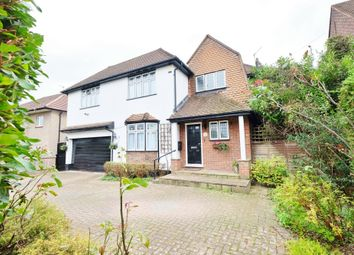 Thumbnail 5 bed detached house for sale in Windsor Drive, Chelsfield, Orpington