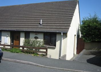 Thumbnail 3 bed semi-detached bungalow to rent in Castle High, Haverfordwest