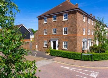 Thumbnail 3 bed end terrace house for sale in Woodman Way, Horley