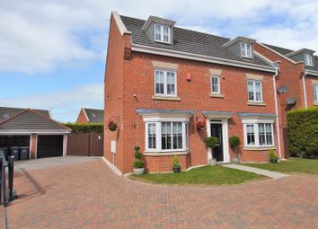 Thumbnail 5 bed detached house for sale in Silverwood Close, Woodlaithes, Rotherham
