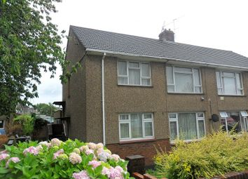 Thumbnail 1 bed flat to rent in Heol Y Ffin, Trebanos, Swansea.
