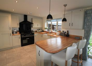 Perryfield Road, Baschurch, Shrewsbury SY4. 4 bed detached house for sale