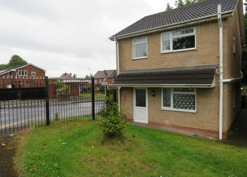 Thumbnail 1 bed flat for sale in New Heath Close, Wednesfield, Wolverhampton