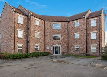 Thumbnail 1 bed flat for sale in Honeysuckle House, Larch Road, Selby