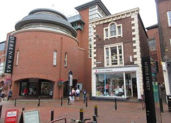 Thumbnail Retail premises for sale in Scotch Street, 17, Carlisle
