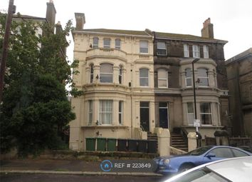 Thumbnail 2 bed flat to rent in Holmesdale Gardens, Hastings