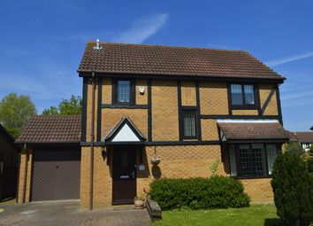 Thumbnail 4 bedroom detached house for sale in Martinsbridge, Parnwell
