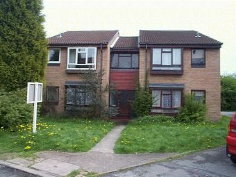Thumbnail 1 bed flat to rent in Ainsdale Close, Victoria Farm, Coventry