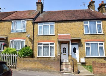 Thumbnail 2 bed terraced house for sale in Third Avenue, Gillingham, Kent