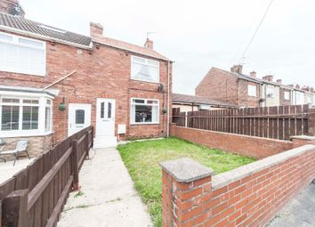 Thumbnail 3 bed end terrace house for sale in Meadow Avenue, Blackhall Colliery, Hartlepool