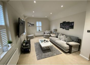 Thumbnail 1 bed flat for sale in 2 Chertsey Road, Chobham