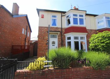 Thumbnail 3 bed semi-detached house for sale in Westlands Road, Darlington
