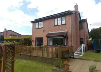 Thumbnail 4 bedroom detached house for sale in Hathaway Drive, Sharples, Bolton, Lancashire