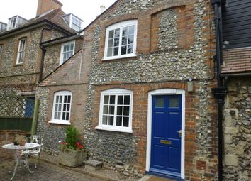 Thumbnail 1 bedroom cottage to rent in Mustow Street, Bury St. Edmunds
