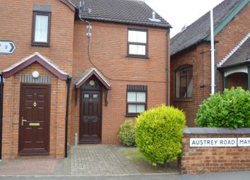 Thumbnail 2 bed end terrace house to rent in Austrey Road, Warton, Tamworth, Staffordshire