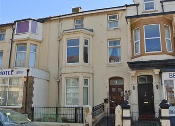 Thumbnail 1 bed flat for sale in Trafalgar Road, Blackpool