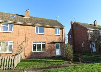 Thumbnail 3 bedroom semi-detached house to rent in Thorney Park, Wroughton, Swindon