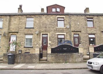 Thumbnail 4 bed terraced house for sale in Ashbourne Grove, Off Gibbet Street, Halifax