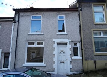 Thumbnail 3 bed terraced house to rent in Birchwood Avenue, Treforest, Pontypridd