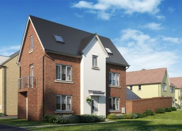 """Thumbnail 4 bedroom detached house for sale in """"Hexham"""" at Marsh Lane, Harlow"""