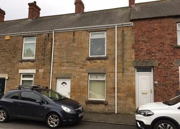 Thumbnail 2 bed terraced house for sale in North Cross Street, Leadgate, Consett
