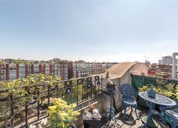 Thumbnail Studio for sale in Clive Court, Maida Vale, London