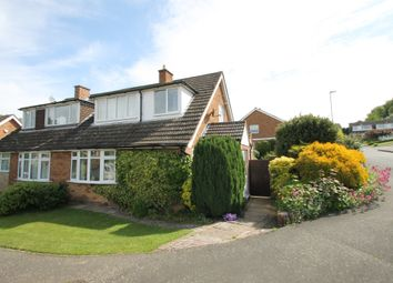 Thumbnail 4 bed semi-detached house for sale in Redmoor Close, Market Bosworth, Nuneaton