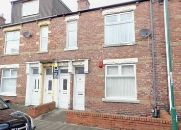 Thumbnail 5 bed flat for sale in Leighton Street, South Shields