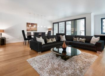 Thumbnail 3 bed flat to rent in Discovery Dock East, Canary Wharf