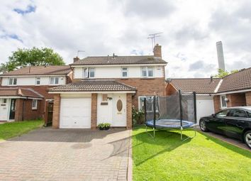 Thumbnail 4 bed detached house for sale in Longborough Court, South Gosforth, Newcastle Upon Tyne, Tyne And Wear
