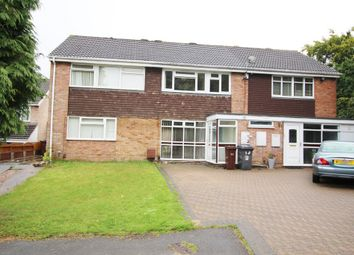 Thumbnail 3 bed terraced house to rent in Lewthorn Rise, Wolverhampton