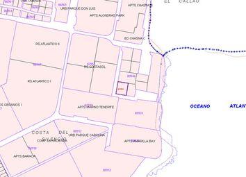Thumbnail Land for sale in Montaña Amarilla, Costa Del Silencio, Tenerife, Canary Islands, Spain