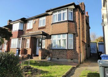 Thumbnail 3 bed end terrace house to rent in Jubilee Road, Perivale, Greenford, Greater London
