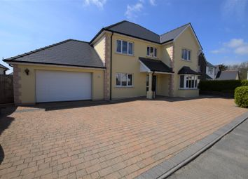 Thumbnail 5 bedroom detached house for sale in Dingle Close, Crundale, Haverfordwest