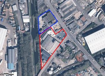 Thumbnail Light industrial for sale in Engine Street & Units 1-5, St. Martins Industrial Estate, Off Tat Bank Road, Oldbury