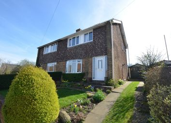 Thumbnail 3 bed semi-detached house for sale in The Nook, Hoylandswaine, Sheffield