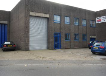 Thumbnail Industrial to let in Unit E2, West Meadows Industrial Estate, Derby