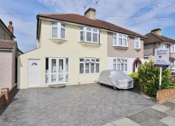 Thumbnail 3 bedroom semi-detached house for sale in Chessington Avenue, Bexleyheath