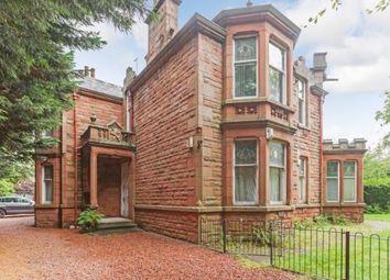Thumbnail 4 bed flat for sale in Beech Avenue, Glasgow, Lanarkshire