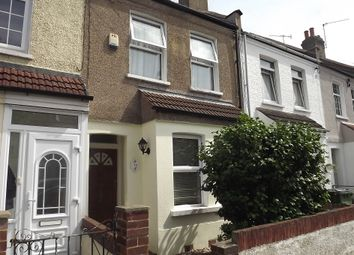 Thumbnail 2 bed terraced house for sale in Flaxton Road, Plumstead