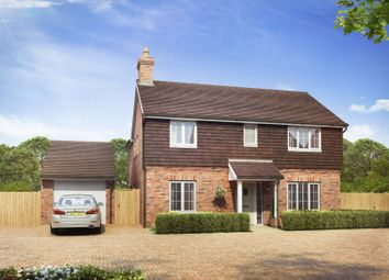 Thumbnail 4 bed detached house for sale in Redhill Road, Rowlands Castle