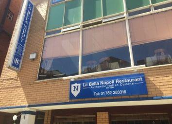 Restaurant/cafe for sale in Cheapside, Hanley, Stoke-On-Trent ST1