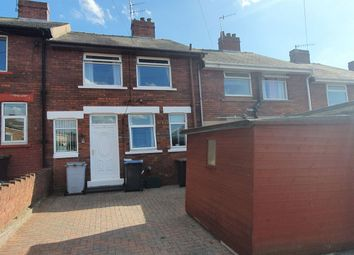 3 bed terraced house for sale in North View, Blackhill, Consett DH8