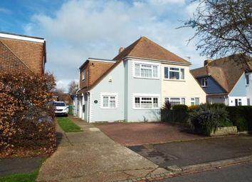 Thumbnail 3 bed semi-detached house for sale in Sandymount Avenue, Bognor Regis