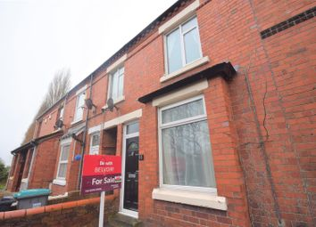 Thumbnail 2 bed terraced house for sale in Crispin Lane, Wrexham