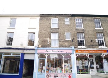 Thumbnail 2 bedroom flat to rent in High Street, Downham Market